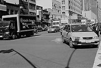 7th Avenue Manhattan New York circa 2000