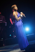14 June 2010- Harlem, New York- Estelle performs at The Apollo Theater's 2010 Spring Benefit and Awards Ceremony hosted by Jamie Foxx inducting Aretha Frankilin and Michael Jackson, and honoring Jennifer Lopez and Marc Anthony co- sponsored by Moet et Chandon which was held at the Apollo Theater on June 14, 2010 in Harlem, NYC. Photo Credit: Terrence Jennngs/Sipa