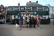 Vivienne Westwood, punk, kent, reality party, bet, Nigel , ramsgate