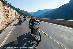 Motorcycle Cannonball Run 2014