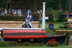 De Jong Sanne, NED, Enjoy<br /> CCI *** Luhmuhlen 2017<br /> © Dirk Caremans<br /> De Jong Sanne, NED, Enjoy
