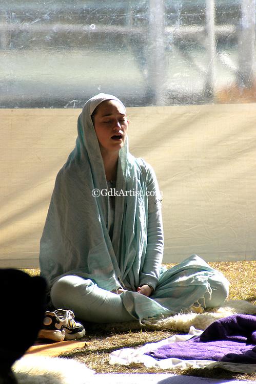 Kundalini Yoga Meditation