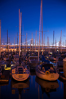 Bay Bridge from South Beach Harbor