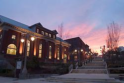 University of Washington campus at Tacoma. Washington, United States