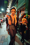 JONBEMET, Ponystep - issue 3 launch party, George and Dragon, 2-4 Hackney Road, London, E2.  April 5 2012.