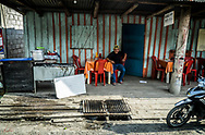 A lunch spot on the Road to Machala from Cuenca