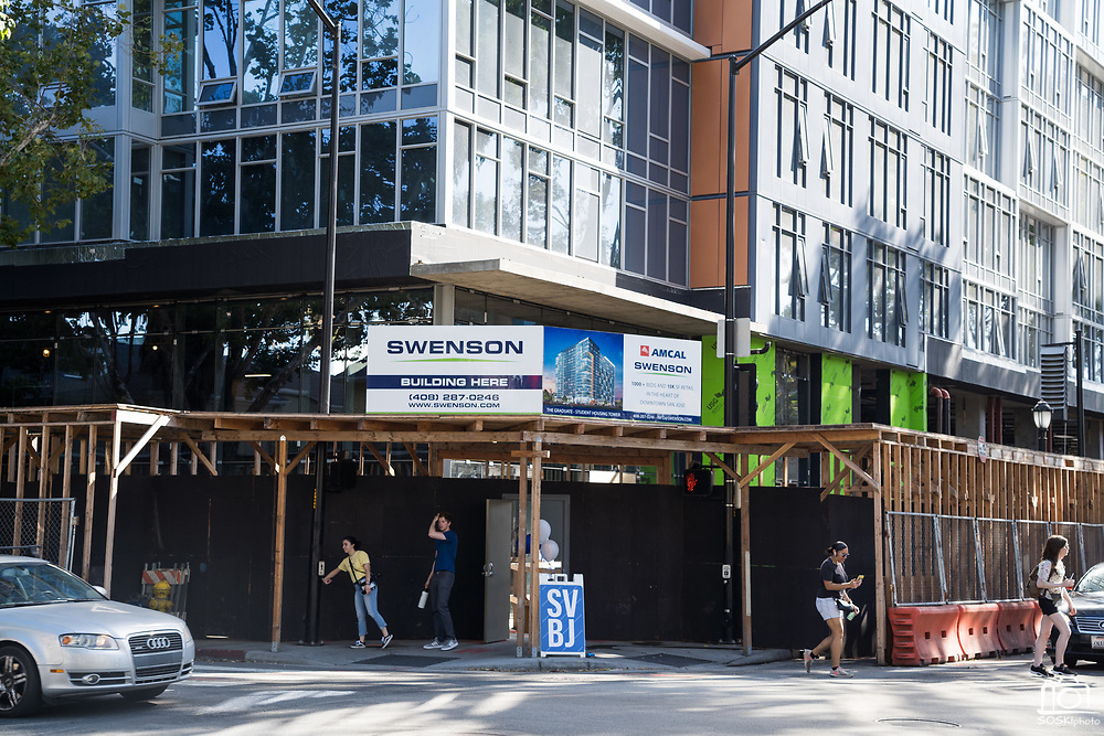 SVBJ's BizMix presented by SWENSON at The Grad in Downtown San Jose, California, on July 31, 2019. (Stan Olszewski for Silicon Valley Business Journal)