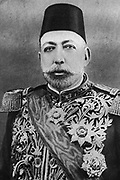 Mehmed V (1844 – 918) was the 35th Ottoman Sultan. He was the son of Sultan Abdülmejid I. reigned as Sultan of Turkey 1909 – 1918