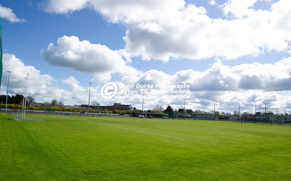 10-04-21. Navan O'Mahony's GAA Club - Paddy O'Brien Park and Facilities at Brews Hill, Navan.<br /> Photo: John Quirke / www.quirke.ie<br /> ©John Quirke Photography, 16 Proudstown Road, Navan. Co. Meath. (info@quirke.ie / 046-9028461 / 087-2579454).