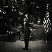 President Barack Obama's final 2016 visit to Dallas.