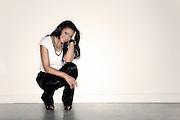 Tamala Jones photographed in Los Angeles for Hydrogen Magazine