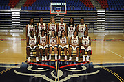 2009 FAU Women's Basketball Team Photo Day