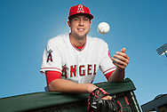 Tyler Skaggs poses during photo day at the Angels' Spring Training facility in Tempe, AZ on Tuesday, February 21, 2017. (Photo by Kevin Sullivan, Orange County Register/SCNG)