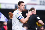 Michael Doyle of Coventry City (8) before the EFL Sky Bet League 1 match between Scunthorpe United and Coventry City at Glanford Park, Scunthorpe, England on 5 January 2019.