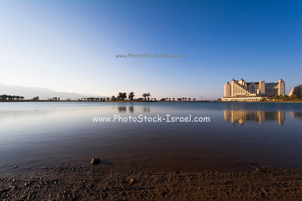 Eilat Israel, General view Eilat, pop. 55,000, is Israel's southernmost city in the Southern District of Israel. Adjacent to the Egyptian city of Taba and Jordanian port city of Aqaba, Eilat is located at the northern tip of the Gulf of Aqaba, which is the eastern sleeve of the Red Sea.