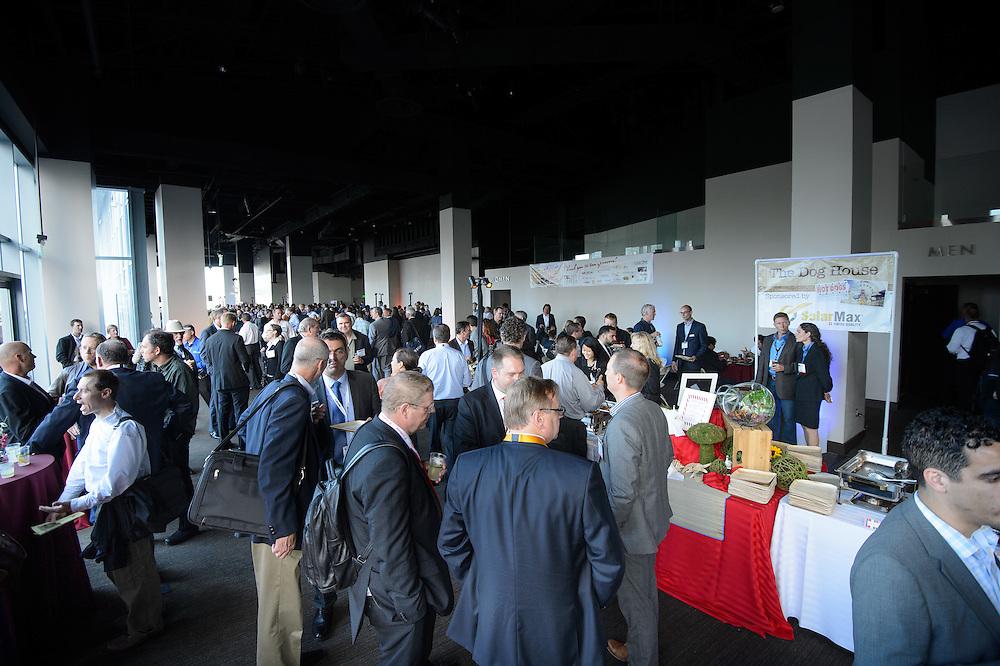 San Francisco, Ca - 2014: Intersolar Conference at Moscone Center.