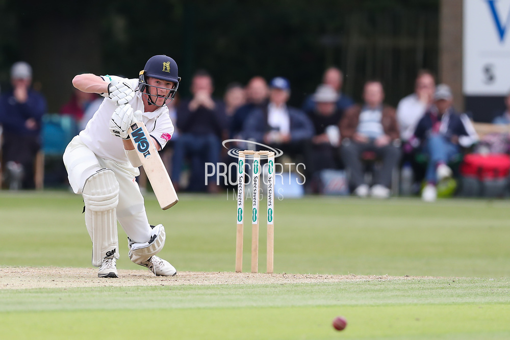 Rob Yates of Warwickshire batting during the Specsavers County Champ Div 1 match between Yorkshire County Cricket Club and Warwickshire County Cricket Club at York Cricket Club, York, United Kingdom on 18 June 2019