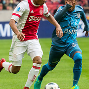 NLD/Amsterdam/20180408 - Ajax - Heracles, David Neres vs Lerin Duarte