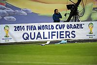 Fotball<br /> 10.09.2013<br /> VM-kvalifisering Norge v Sveits<br /> FIFA World Cup Qualifyer Norway v Switzerland<br /> Norway v Switzerland<br /> Foto: Morten Olsen/Digitalsport<br /> <br /> VM 2014 - uten Norge?