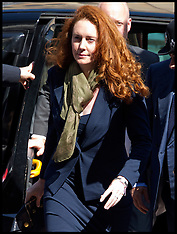 Rebekah and Charlie Brooks at Court 13-6-12