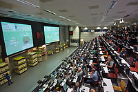 The worlds largest flower auction site in Aalsmeer, Netherlands. Image taken with a Nikon 1 V2 camera and10