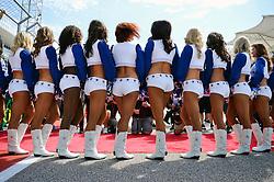 Formel 1: Grosser Preis der USA in Austin, Renntag / 231016<br /> <br /> ***Dallas Cowboys Cheerleaders.<br /> 23.10.2016. Formula 1 World Championship, Rd 18, United States Grand Prix, Austin, Texas, USA, Race Day.<br /> ***