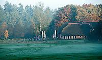 LOCHEM - Clubhuis. Herfst op de Lochemse Golfclub, De Graafschap. COPYRIGHT KOEN SUYK