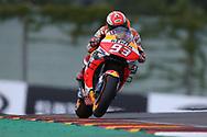 #93 Marc Marquez, Spanish: Repsol Honda Team during the HJC Helmets Motorrad Grand Prix Deutschland at Hohenstein-Ernstthal, Chemnitz, Saxony, Germany on 6 July 2019.