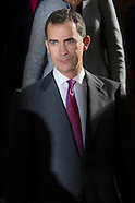 060614 Prince Felipe attend the Opening of the meeting of the Network of European Envoys at Companie