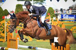 Bruynseels Niels (BEL) - Aluna<br /> Falsterbo Horse Show 2009<br /> © Hippo Foto - Leanjo de Koster