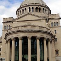 USA, Massachusetts, Boston. First Church of Christ, Scientists.
