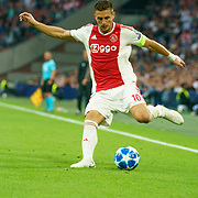NLD/Amsterdam/20180919 - Ajax - AEK, nr 10 Dusan Tadić