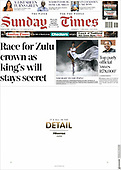 March 21, 2021 (AFRICA): Front-page: Today's Newspapers In Africa