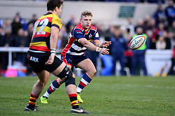 Ian Madigan of Bristol Rugby - Mandatory by-line: Dougie Allward/JMP - 30/12/2017 - RUGBY - The Athletic Ground - Richmond, England - Richmond v Bristol Rugby - Greene King IPA Championship