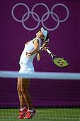 Tennis, Womens - Doubles - KAZ (Shvedova/Voskoboeva) vs RUS (Kirilenko/Petrova) [Second Round]