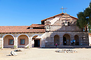 "Mission San Antonio de Padua, located on eighty acres on what was once the Milpitas unit of the sprawling Hearst Ranch, Mission San Antonio de Padua sits within the ""Valley of the Oaks"" on California's scenic Central Coast, Jolon, CA"