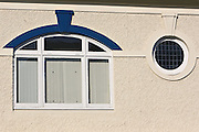 Art Deco 1920 design in Napier, New Zealand