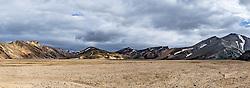 THEMENBILD - Unterwegs auf Islands Hochlandpiste F 208, aufgenommen am 15. Juni 2019 in Island // On the way to Iceland's highland piste F 208, Iceland on 2019/06/15. EXPA Pictures © 2019, PhotoCredit: EXPA/ Peter Rinderer