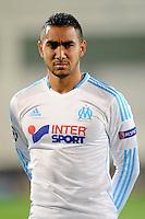 Dimitri PAYET - 22.10.2013 - Marseille / Naples - Champions League<br /> Photo: Amandine Noel / Icon Sport