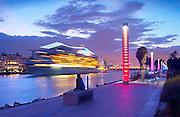 Cruise Ship.Port Of Miami