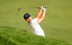 Denmark's Thorbjorn Olesen during day two of the 2017 BMW PGA Championship at Wentworth Golf Club, Surrey. PRESS ASSOCIATION Photo. Picture date: Friday May 26, 2017. See PA story GOLF Wentworth. Photo credit should read: Adam Davy/PA Wire. RESTRICTIONS: Editorial use only. No commercial use.
