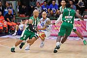 DESCRIZIONE : Campionato 2014/15 Dinamo Banco di Sardegna Sassari - Sidigas Scandone Avellino<br /> GIOCATORE : Sundiata Gaines<br /> CATEGORIA : Palleggio Controcampo Blocco<br /> SQUADRA : Sidigas Scandone Avellino<br /> EVENTO : LegaBasket Serie A Beko 2014/2015<br /> GARA : Dinamo Banco di Sardegna Sassari - Sidigas Scandone Avellino<br /> DATA : 24/11/2014<br /> SPORT : Pallacanestro <br /> AUTORE : Agenzia Ciamillo-Castoria / Luigi Canu<br /> Galleria : LegaBasket Serie A Beko 2014/2015<br /> Fotonotizia : Campionato 2014/15 Dinamo Banco di Sardegna Sassari - Sidigas Scandone Avellino<br /> Predefinita :