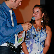NLD/Amsterdam/20110731 - Premiere film De Smurfen, Nurlaila Karim