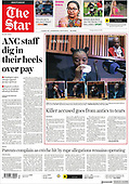 September 16, 2021 - AFRICA: Front-page: Today's Newspapers In Africa