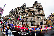 Time Trial Women 32,3 km, Ellen Van Dijk (Netherlands) during the Road Cycling European Championships Glasgow 2018, in Glasgow City Centre and metropolitan areas Great Britain, Day 7, on August 8, 2018 - photo Luca Bettini / BettiniPhoto / ProSportsImages / DPPI<br /> - restriction - Netherlands out, Belgium out, Spain out, Italy out