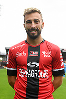 Nicolas Benezet during photocall of En Avant Guingamp for new season 2017/2018 on September 7, 2017 in Guingamp, France. (Photo by Philippe Le Brech/Icon Sport)