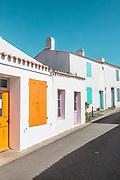 France, Vandee, Ile D'yeu, Saint Sauveur