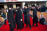 The Infidel premiere. Apollo theatre, Hammersmith. London. 8 April 2010