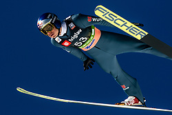 Andreas Wellinger (GER) during the Trial Round of the Ski Flying Hill Individual Competition at Day 1 of FIS Ski Jumping World Cup Final 2019, on March 21, 2019 in Planica, Slovenia. Photo by Matic Ritonja / Sportida