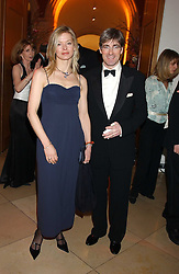 MR TIM & LADY HELEN TAYLOR at a fundraising gala to celebrate 150 years of The National Portrait Gallery, at the NPG, St.Martin's Place, London on 28th February 2006.<br /><br />NON EXCLUSIVE - WORLD RIGHTS